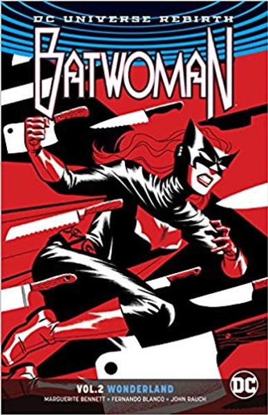 Batwoman Vol 02 Wonderland Rebirth