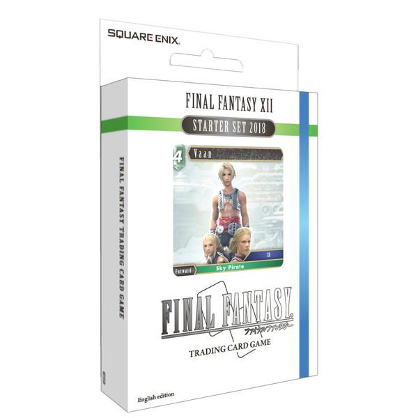 Final Fantasy TCG Opus 12 - XII Starter Set