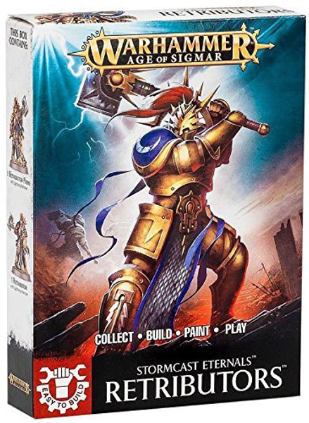 Warhammer Aos: Easy To Build: Retributors