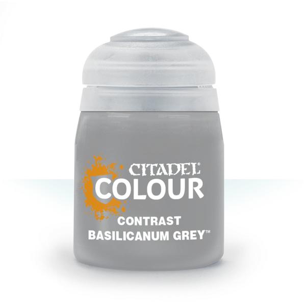 Citadel Colour: Contrast: Basilicanum Grey (18ml)