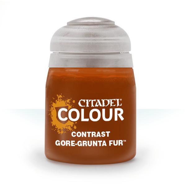 Citadel Colour: Contrast: Gore-Grunta Fur (18ml)