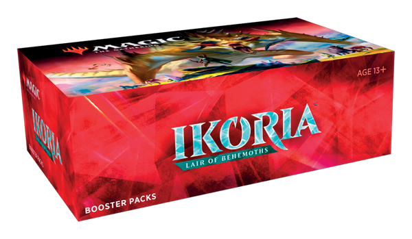 MTG: Ikoria - Lair of Behemoths Booster Box