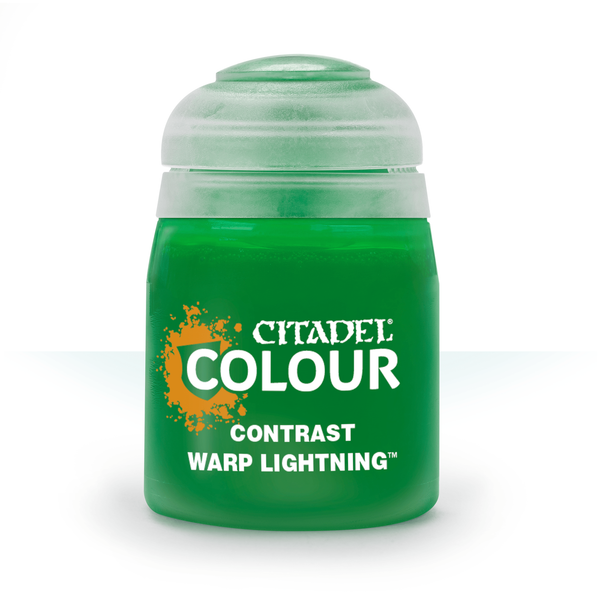 Citadel Colour: Contrast: Warp Lightning (18ml)
