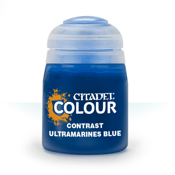 Citadel Colour: Contrast: Ultramarines Blue (18ml)