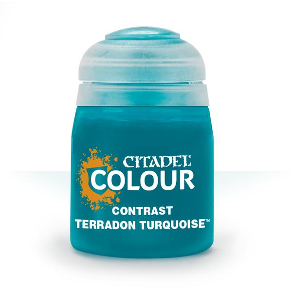 Citadel Colour: Contrast: Terradon Turquoise (18ml)
