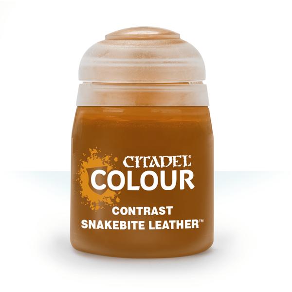 Citadel Colour: Contrast: Snakebite Leather (18ml)