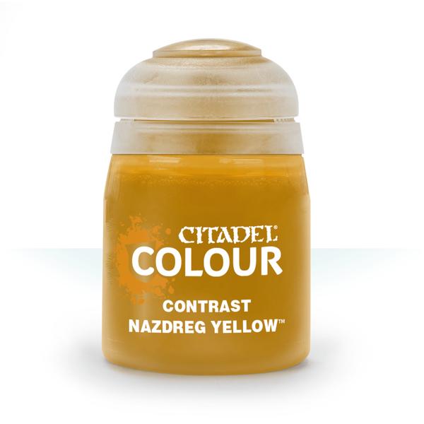 Citadel Colour: Contrast: Nazdreg Yellow (18ml)