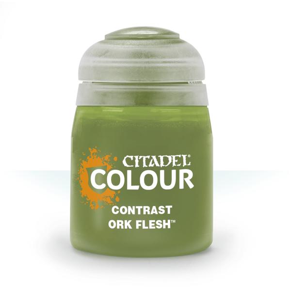 Citadel Colour: Contrast: Ork Flesh (18ml)