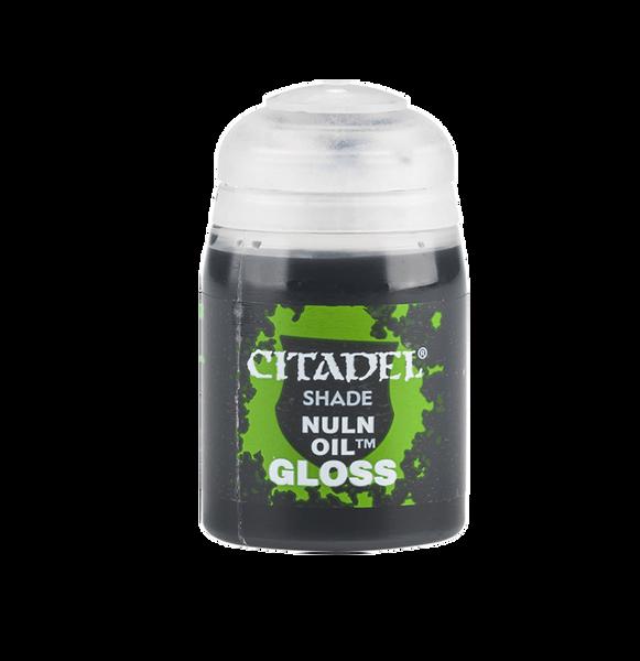 Citadel Colour: Shade: Nuln Oil Gloss (24ml)