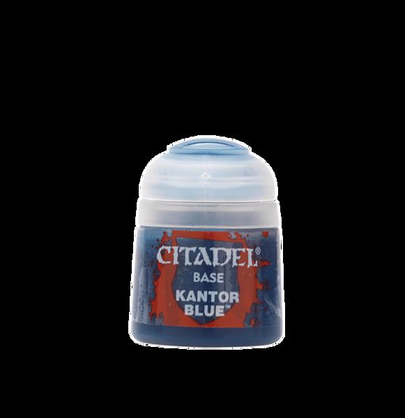 Citadel Colour: Base: Kantor Blue