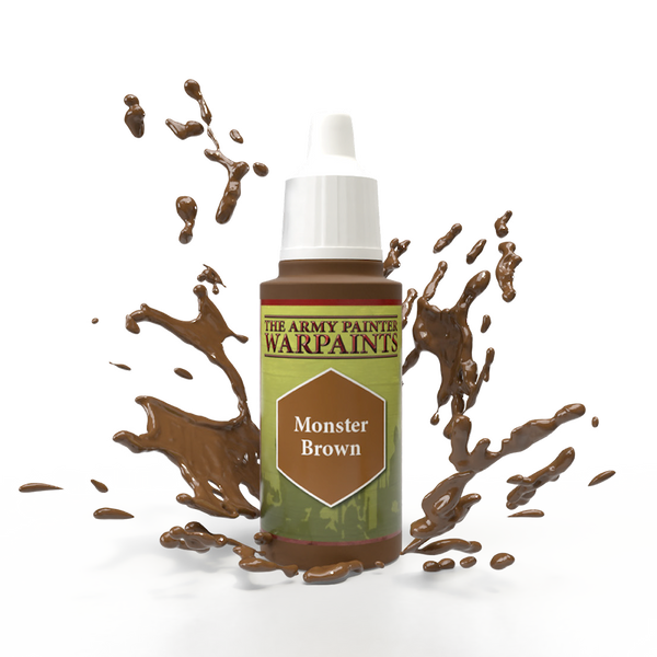 Army Painter: Monster Brown Paint Pot