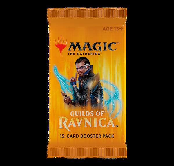 MTG: Guilds Of Ravnica Booster
