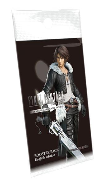 Final Fantasy Tcg: Opus 2 Booster