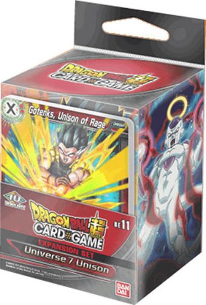 Dragon Ball Super CG: Expansion Deck Set (Universe 7 Unison)