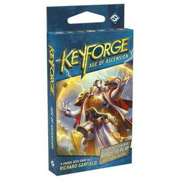 Age Of Ascension Deck: Keyforge