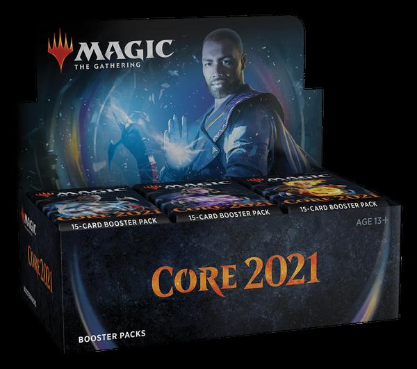 MTG: Core Set 2021 Booster Box
