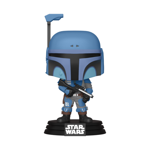 Funko POP! Vinyl: Mandalorian - Death Watch Mandalorian (Two Stripes) #354