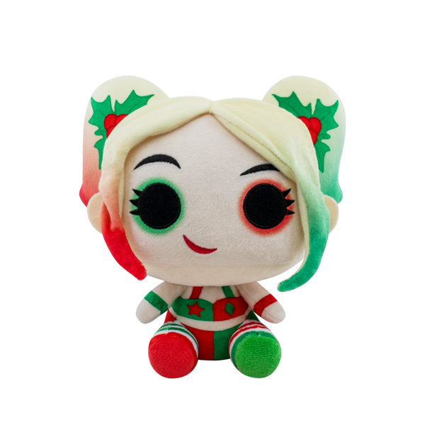 """Pop Plush: DC Holiday - 7"""" Holly Quinn PRE-ORDER EXPECTED SHIPPING DATE 4/11/20"""