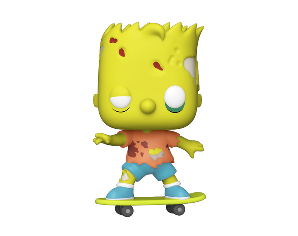 Funko POP! Vinyl: Simpsons - Zombie Bart #1027