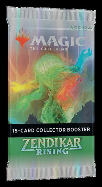 MTG: Zendikar Rising Collector Booster