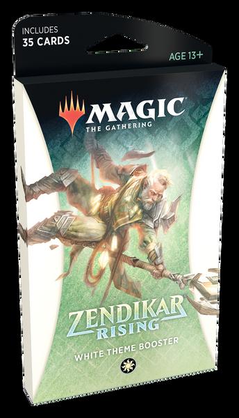 MTG: Zendikar Rising White Theme Booster