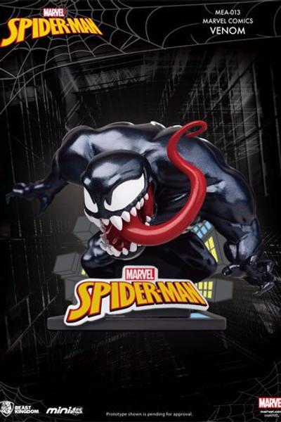 Marvel Comics Mini Egg Attack Figure Venom 8 cm