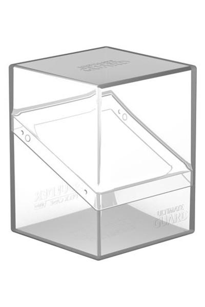 Ultimate Guard BoulderTM Deck Case 100+ Standard Size Clear