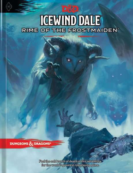 Icewind Dale: Rime of the Frostmaiden: Dungeons & Dragons