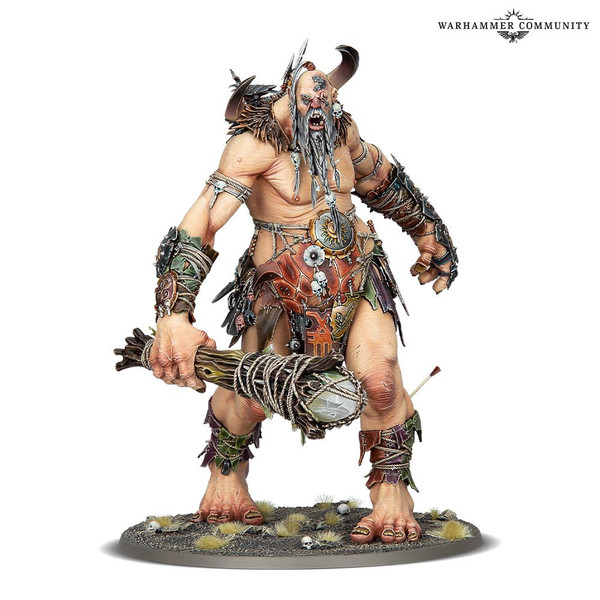 Sons Of Behemat: Mega-Gargant