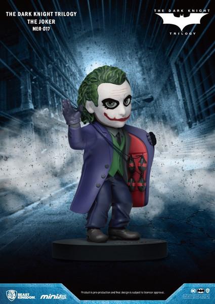 DC Comics Mini Egg Attack: Dark Knight Trilogy - Joker