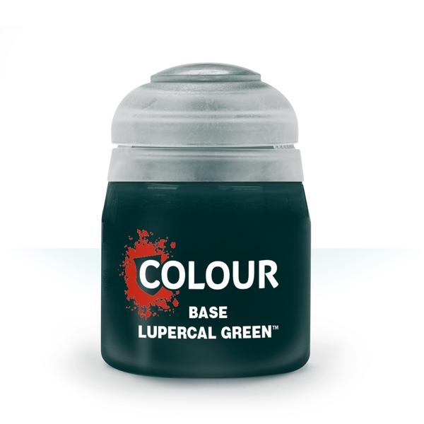 Citadel Colour: Base: Lupercal Green (12ml)