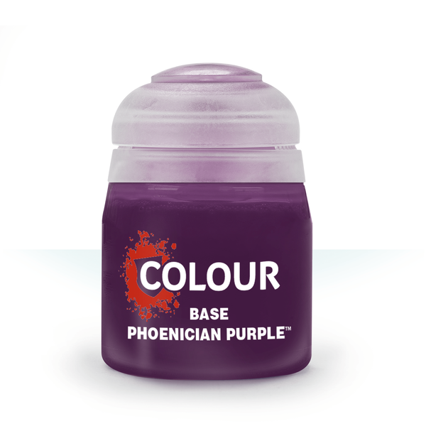 Citadel Colour: Base: Phoenician Purple (12ml)