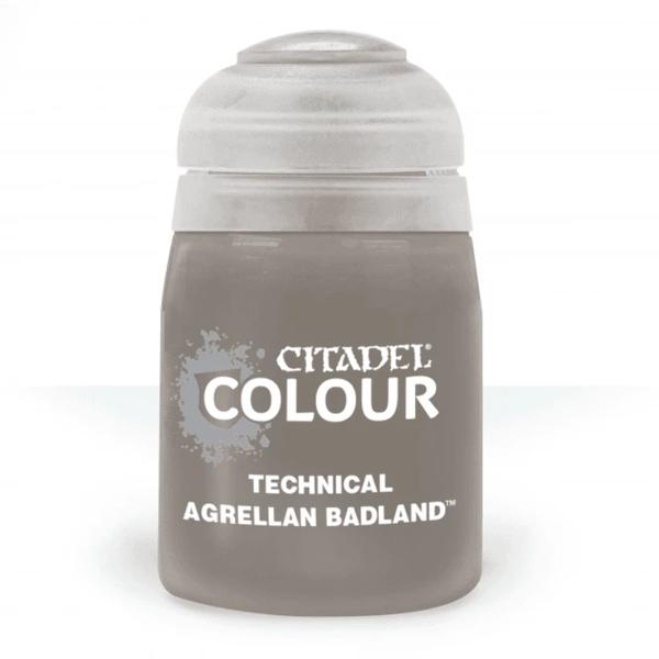 Citadel Colour: Technical: Agrellan Badland (24ml)