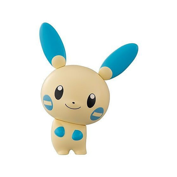Pokemon: Cap Chara Pokemon Vol.6 - Minun
