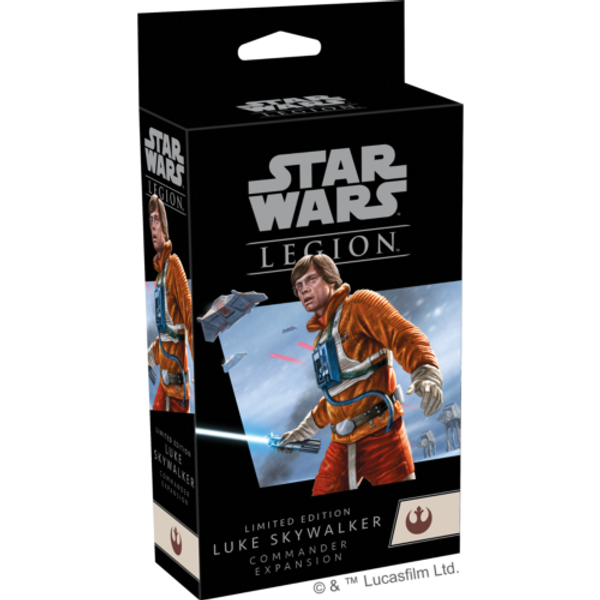 Star Wars Legion: Luke Skywalker Commander Expansion Limited Edition