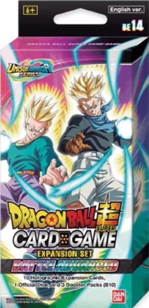 Dragon Ball Super CG: Expansion Deck Set BE14 - Battle Advanced