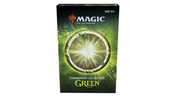 MTG Commander Collection Green - WPN Regular Exclusive