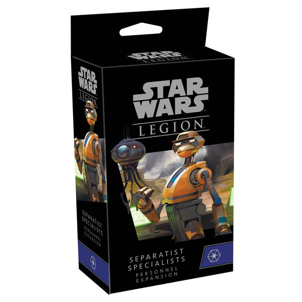 Star Wars Legion: Separatist Specialists Personnel Expansion
