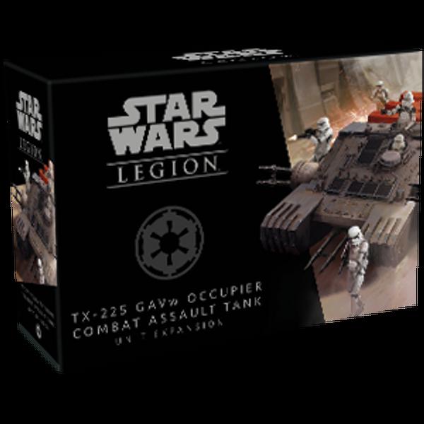 Star Wars Legion: TX-225 GAVw Occupier Combat Assault Tank Unit Expansion