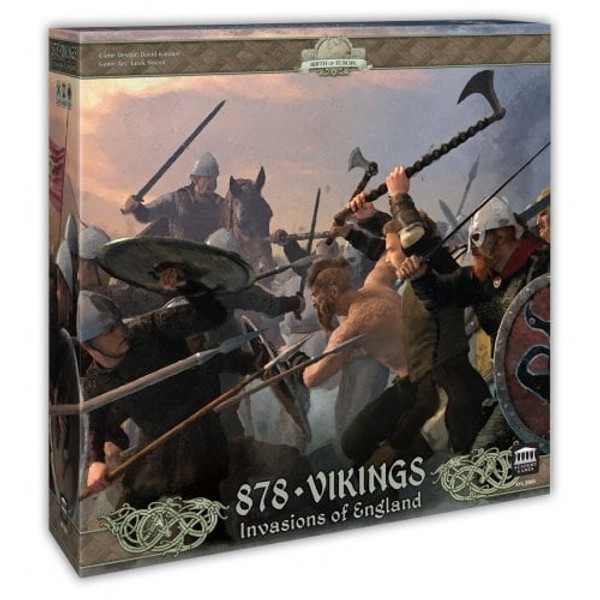 878 Vikings: Invasion of England (2nd Edition)