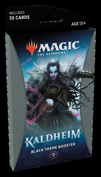 MTG: Kaldheim Black Theme Booster