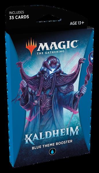 MTG: Kaldheim Blue Theme Booster