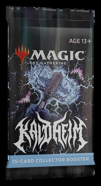 MTG: Kaldheim Collector Booster
