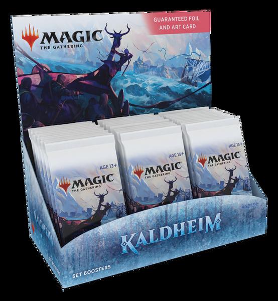 MTG: Kaldheim Set Boosters (Sealed Box of 30)
