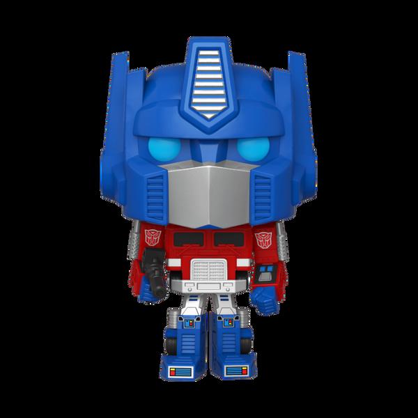 Funko POP! Vinyl: Transformers - Optimus Prime #22