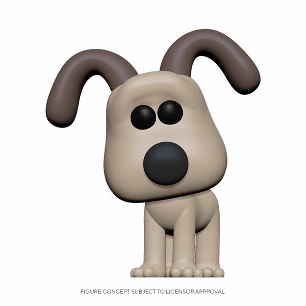 Pop Wallace & Gromit: Gromit #776