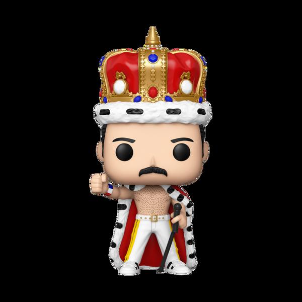 Funko POP! Vinyl: Queen - Freddie Mercury King #184