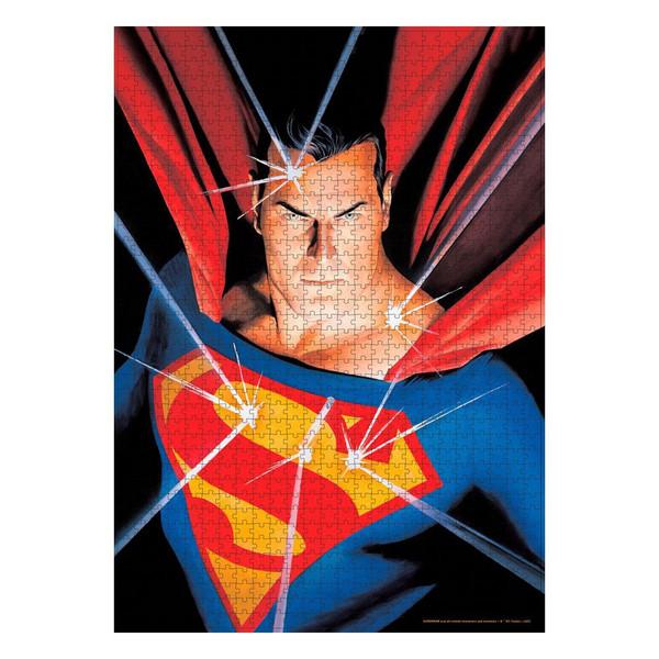 DC Comics Jigsaw Puzzle Superman