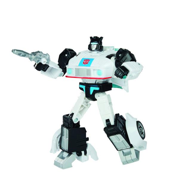 Transformers: Gen Studio Ser Dlx 86 - Jazz Action Figure