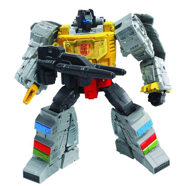 Transformers: Gen Studio Ser Lea 86 - Grimlock Action Figure